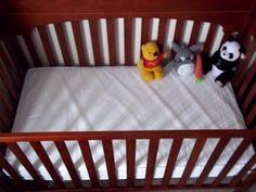 Amazon.com: Safety 1st Heavenly Dreams White Crib Mattress: Baby