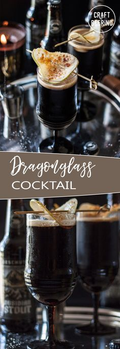 Dragonglass Cocktail