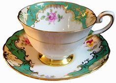 AM Dolce Vita: Vintage Teacup Collection Part II