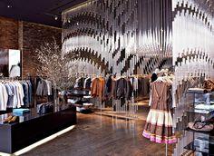 Reiss Retail store