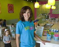 Article: New Orleans frozen yogurt shops create their own recipes