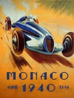 Reims French Riviera 1938 Fast Alfa Romeo Car Automobile Vintage Poster Repro Source by gayardpierre Vintage Advertising Posters, Vintage Advertisements, Vintage Posters, Porsche Vintage, Bugatti Speed, Bugatti Veyron, Racing Wallpaper, Reims France, Course Automobile