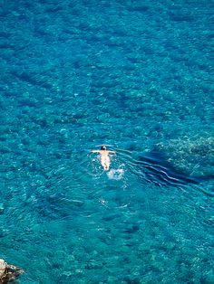 Amorgos Island, Agia Anna.