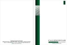 Folder - Caledonian