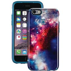 Speck Products CandyShell Inked  Case for iPhone 6/6S - Aqua Floral Blue/UltraViolet Purple     #MothersDay #Mothers #Day #ForHim #ForHer #Holidays #GiftIdeas #Gifts #Affiliate