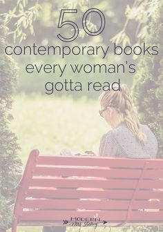50 contemporary books every woman's gotta read Reading Groups, Reading Lists, Book Lists, Book Challenge, Reading Challenge, I Love Books, Great Books, Ya Books, Book Nerd