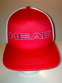 0202d20040c Used Head Tennis Cap with Snapback Closure for sale in London - letgo Head  Tennis