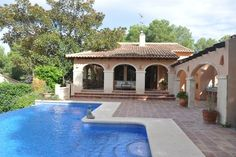 villa with pool for sale xabia