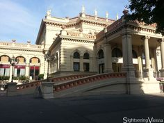 Stadtpark, Kursalon, Vienna