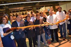 Inauguració amb els cuiners Estrella Michelin