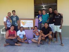 Retiro de ingresso no Pré-postulantado de Vila Velha, Brasil