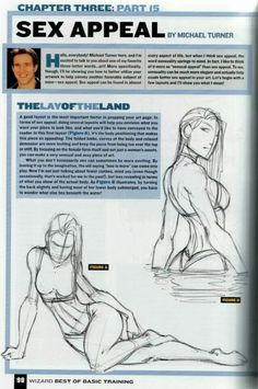 Michael Turner tutorial, page 1