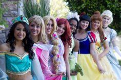 princess party enchantedinaz.com