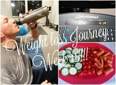 Weight Loss Journey Week 11 - WEMAKE7