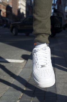 Nike Air Force Zwart Tumblr