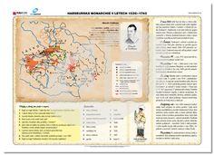 Habsburská monarchie v letech 1526 - 1740 — datakabinet.cz