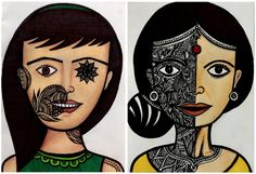 17-Year-Old Feminist Infuses Her Art With Activism