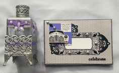 Scrappin' Chaos: How To Make a Nifty Gatsby Inspired Gift Set