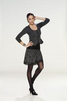 Veste + Jupe Rivoli Kollontai   Grande Braderie de la Mode; Espace Dalhousie 9 au 11 novembre