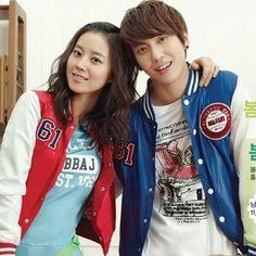 "49 Likes, 1 Comments - Moon Chae Won (@bbong.goo) on Instagram: ""Noona and Namdongsaeng look cozy and warm for BANG BANG. #moonchaewon #문채원 #bbong #lvers #moonlight…"""