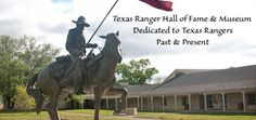 It's not the baseball team!  The Official Texas Ranger Hall of Fame and Museum in Waco, Texas | Ranked one of the Best Texas Museums | Western History Museum