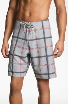 Quiksilver Waterman Collection 'Square Root' Board Shorts available at #Nordstrom