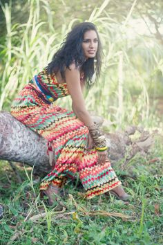 i believe this dress was designed by anya ayoung chee