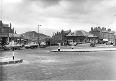 Caird Avenue at Clepington Road, Dundee.