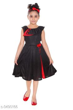 Checkout this latest Frocks & Dresses Product Name: *Trendy Cotton Kid's Girl's Frock* Fabric: Cotton Sleeve Length: Short Sleeves Pattern: Solid Multipack: Single Sizes: 1-2 Years, 2-3 Years, 3-4 Years, 4-5 Years Country of Origin: India Easy Returns Available In Case Of Any Issue   Catalog Rating: ★4 (433)  Catalog Name: Little Princess Trendy Cotton Kid's Girl's Frocks Vol 1 CatalogID_486121 C62-SC1141 Code: 452-3490166-465