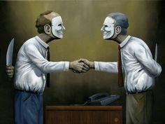 De falsos amigos não precisamos.