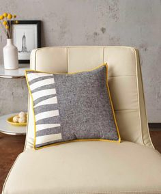 Teaginny Designs: Slash Pillow a project from Improvising Tradition