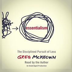 """78 Likes, 9 Comments - Ed Weeks, Jr. MBA (@edweeks_jr) on Instagram: """"Essentialism isn't one more thing; it is a different way of doing everything. It is a discipline…"""""""