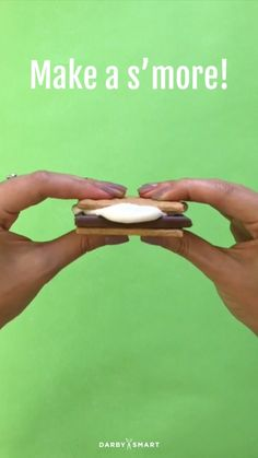 Make A Personal Smores Grill