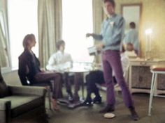 A long time ago in a hotel room far, far in Fresno....a 25 year-old out-of-focus and out-of-work actor named Harrison Ford holds a film slate for The Doors' Feast Of Friends film crew nine years before playing an intergalactic smuggler named Han Solo in a little movie called Star Wars. More on Harrison Ford's time with The Doors: http://www.thedoorsguide.com/history/harrisonford.html