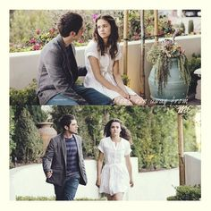 Don't run away from me ---- Brallie