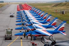 Bird Strike, Flying Together, Red Arrow, Blue Angels, Royal Air Force, Air Show, First Photo, Aircraft, Paris