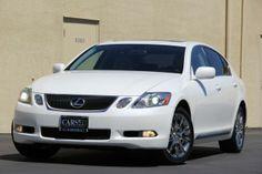 2006 Lexus GS 300, 81,426 miles, $17,995.