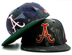 "New Snapbacks @ THE HOLY GRAIL: ACAPULCO GOLD ""Double Trouble A "" Hats"
