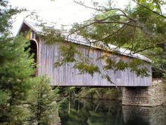 Covered Bridges of the Northeast USA - Maine - Home