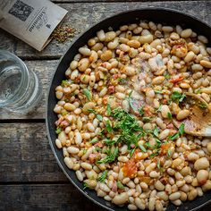 Kovbojské fazole desperado - recept krok 4 Korn, Beans, Vegetables, Vegetable Recipes, Veggie Food, Prayers, Beans Recipes, Veggies