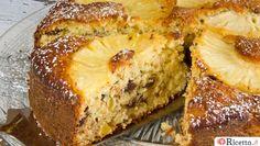 Torta ananas e cocco