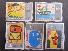 Kinderzegels 1965
