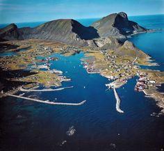 Værøy, Lofoten, Norway