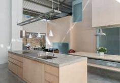 Cocinas de estilo moderno por Henning Stummel Architects Ltd