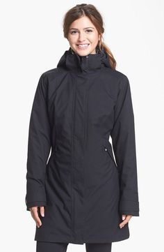 Women's Patagonia Vosque 3-in-1 Parka Black Winter Jacket Large 12-14 $398+ #Patagonia #Parka