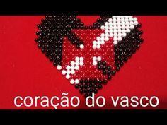 Coração do Vasco para chinelo, chaveiros e etc. - YouTube