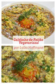 Uma deliciosa receita para época de frio, criada por Luiza Hoffmann.