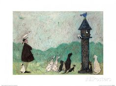 An Audience with Sweetheart Posters by Sam Toft - AllPosters.ca