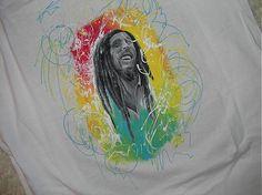 Cobba / Bob Marley Bob Marley, Mens Tops, Handmade, Women, Colors, Hand Made, Craft