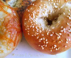 $.07/ea bagels! I made these, and let me tell you: I am sooooo bad at baking. These are BEYOND easy, soooo tasty- just like (or better than) regular bagels from the store. Can't rave enough!!